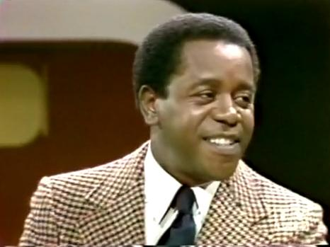 Flip Wilson Flip Wilson on camera in the