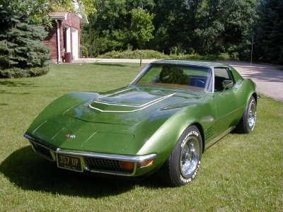 1970s Corvette Stingray Gallery Bionic Disco