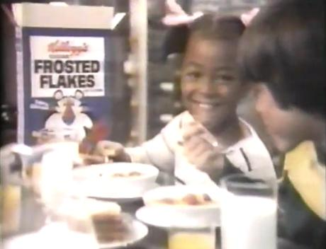 Kim Fields for Kellogg...
