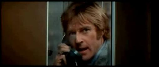 Robert Redford is 'Condor'. September, 1975