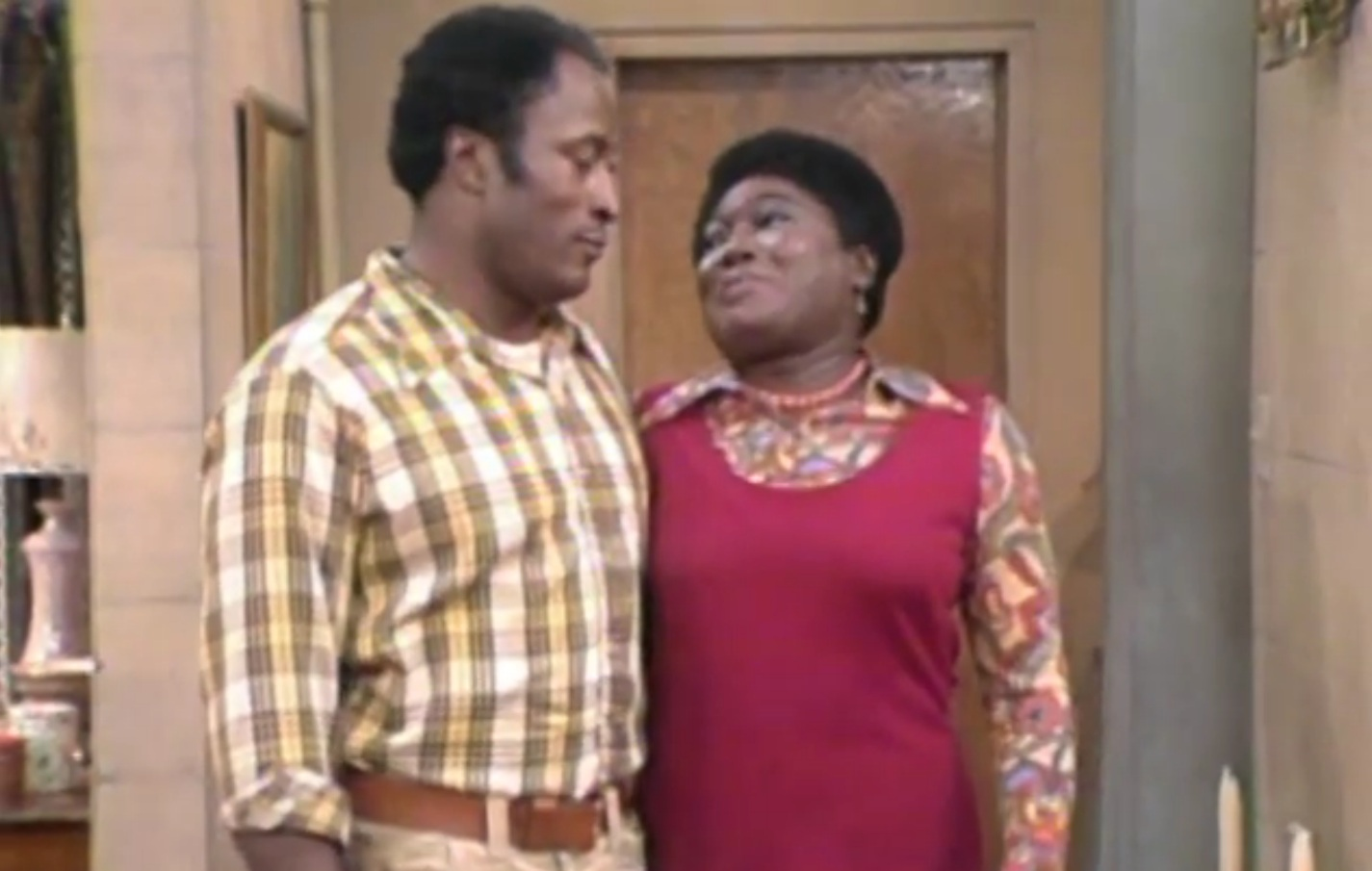 John Amos, Esther Rolle, Good Times, 1974