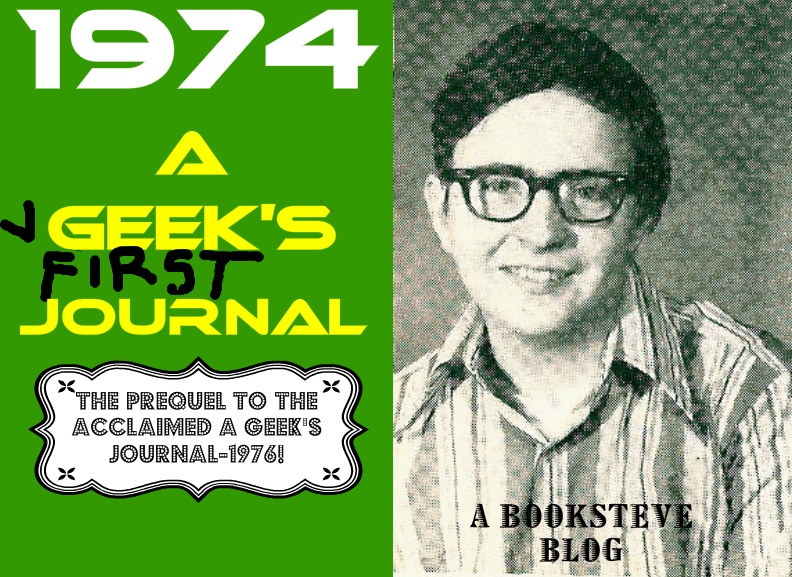 A Geek's First Journal - keepin' it real since '74