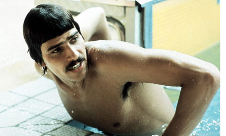 Mark Spitz, Summer Olympics '72.   (Photo: PLP/The Guardian)