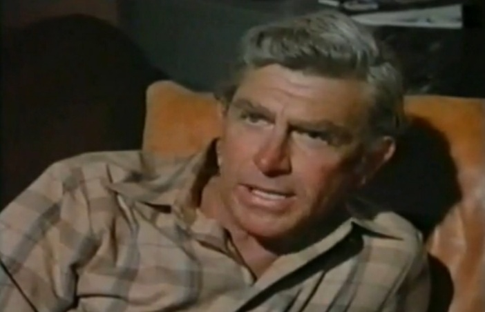 Andy Griffith, Salvage 1, 1979. 'I wanna build a spaceship, go to the moon, salvage all the junk that's up there, bring it back and sell it.'