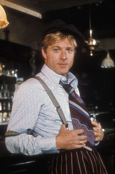 Robert Redford 1970s The Sting 01 Bionic Disco