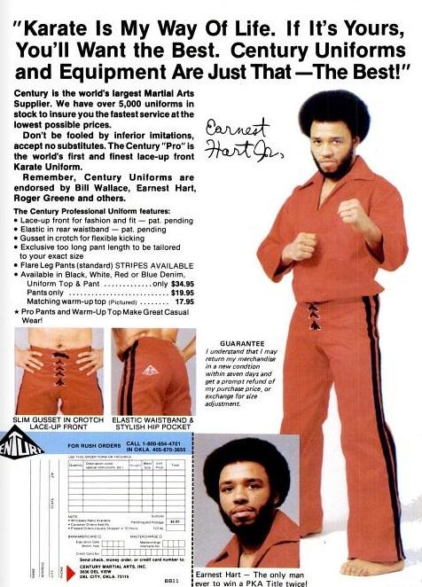 Black_Belt_Magazine_Nov_1979_Century_Uniforms_Earnest_Hart