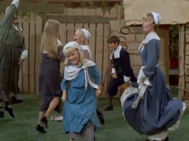 'Our Pilgrim Fathers' aka 'Through Hardship To Freedom' written, directed and produced by Gregory Brady. Music Direction and narration by Gregory Brady