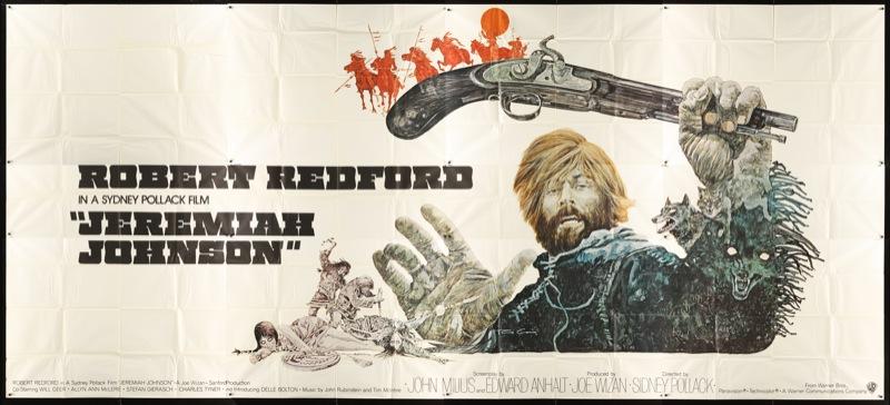Jeremiah_Johnson_24-sheet_1972 | Bionic Disco