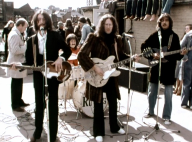 Not The Beatles - but an irregular stimulation.