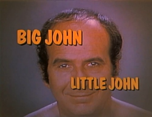 Herb Edelman in 'Big John, Little John,' 1976