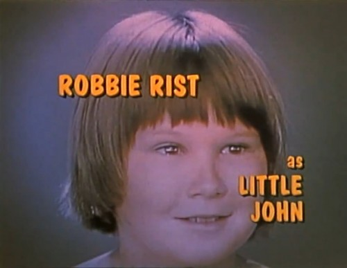 Robbie Rist in 'Big John, Little John,' 1976