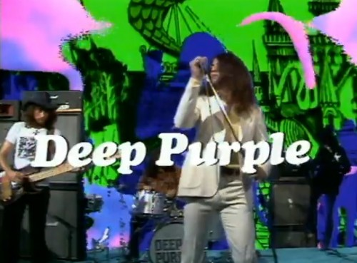 Time to break the speed of sound with Deep Purple and 'Highway Star,' 1972
