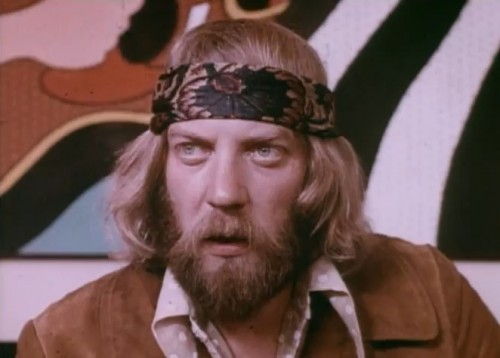 Image result for Donald Sutherland 70s