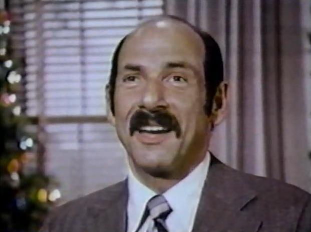 Herschel Bernardi is 'Arnie,' CBS, 1971