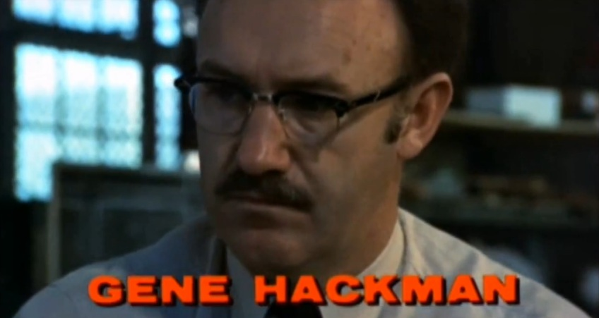 Gene Hackman is Harry Caul in 'The Conversation,' 1974