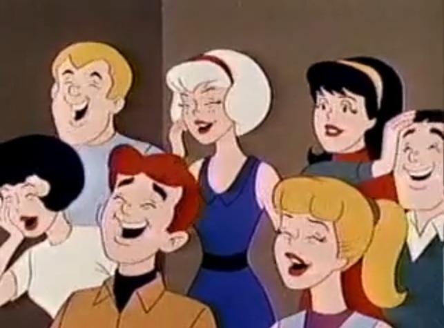Sabrina_The_Teenage_Witch_Archie_Filmation_1970 | Bionic Disco
