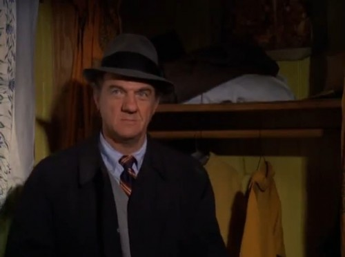 Karl Malden is Lt. Mike Stone ('The Streets of San Francisco,' 1972)