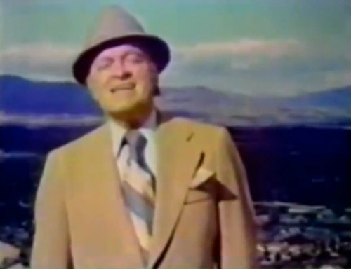 Bob Hope in his younger years (aged 75 in 1978)