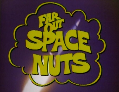 'Far Out Space Nuts' TV title, 1975