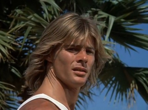 There he is - 'The World's Greatest Athlete'! (Jan-Michael Vincent, 1973)