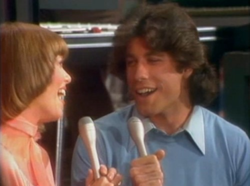 The Captain's heart is breakin'.  (John Travolta on 'The Captain & Tennille Show,' 1976)