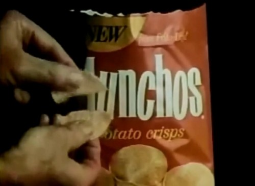 """It's MUNCHOS!"""