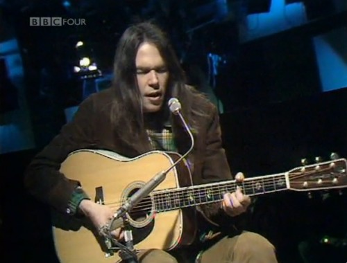 """Old Man take a look at my life. I'm a lot like you..."" (Neil Young, 1971)"