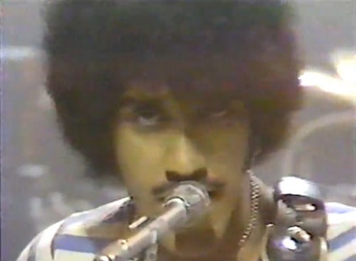 Thin Lizzy's Phil Lynott (d. 1986) left us too soon