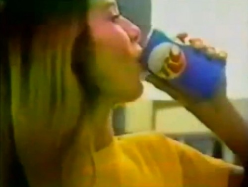 """I don't rave about a perfect wave - it takes more to make me smile..."" (RC Cola, 1978)"