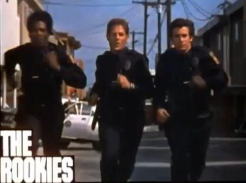 'The Rookies,' TV title, 1972