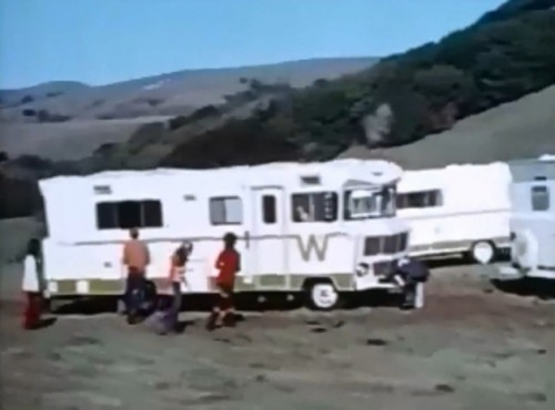 A manly RV, yes. But I like it too! (Winnebago 'Spring Rally,' 1973)