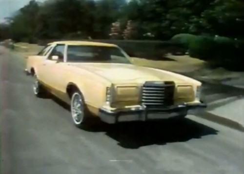 ''Baby 'Bird.' The new Fairmont Futura with dynamic styling.' (1978)