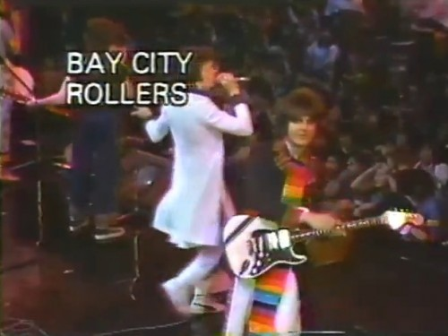 "They ""don't wanna be Yesterday's Hero!"" (Bay City Rollers, 1976)"