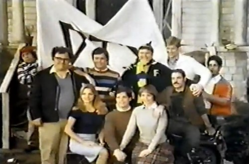 ABC's 'Delta House' cast, 1979