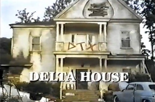 """They're crazy, wild and they're rough and rude."" ('Delta House,' 1979)"