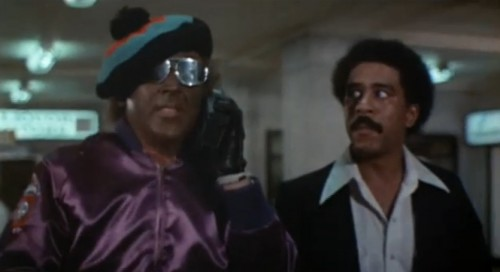 This happened - and we rolled in the aisles. (Gene Wilder (L) and Richard Pryor (R))