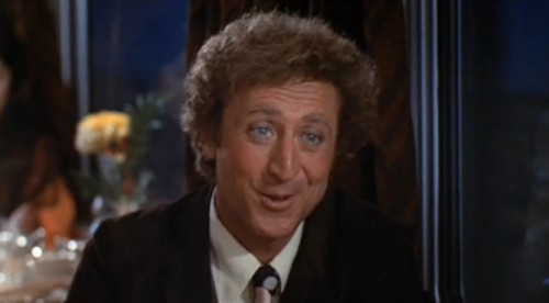 Gene Wilder is George Caldwell in 'Silver Streak,' 1976
