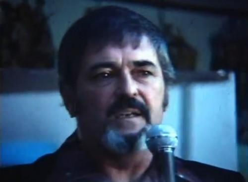 James 'Scotty' Doohan, 'Star Trek' convention, 1976