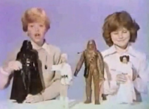 Kenner over-compensates for missing Xmas '77 with 'Large Size' Star Wars figures in 1978