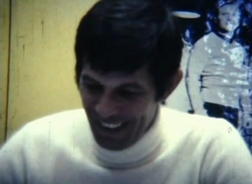 Leonard 'Spock' Nimoy, 'Star Trek' convention, 1976