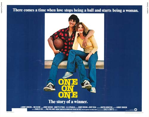 One_On_One_1-Sheet_1977