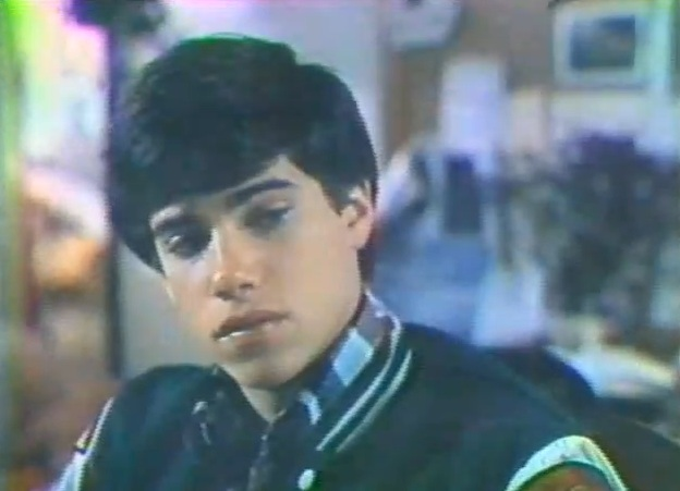 Robby Benson is Henry Steele in 'One on One,' 1977