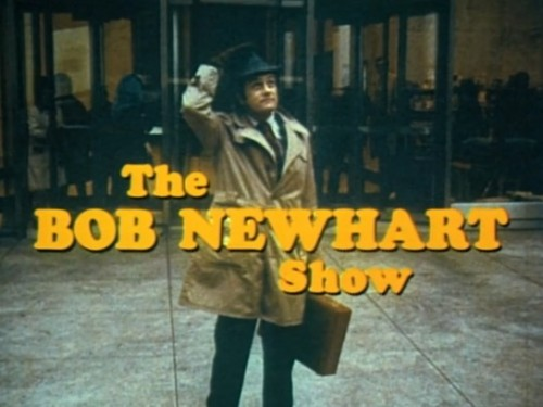 'The Bob Newhart Show,' TV title, 1974