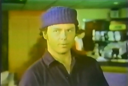 Christopher Murney as 'Buddy' in 'The San Pedro Beach Bums,' 1977