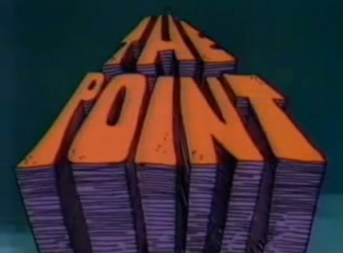 'The Point!' TV title, 1971