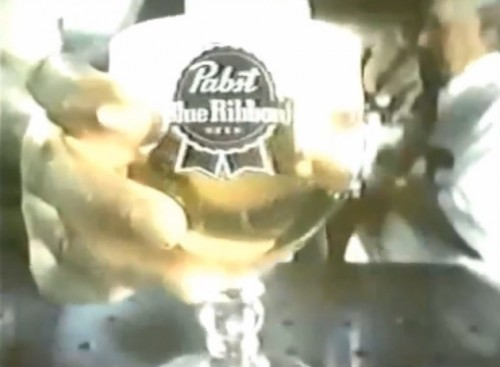 Thirsty? (Pabst Blue Ribbon, 1975)