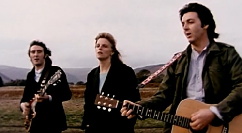 'Far have I traveled and much have I seen...' ('Mull of Kintyre,' Wings, 1977)