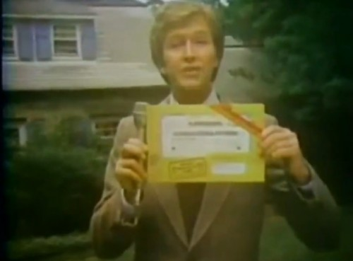 Daily 70s Spot: Publishers Clearing House '125k winners' (1977)