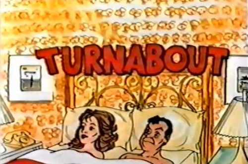 'Turnabout' TV title, 1979