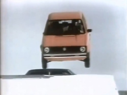 'You gotta drive it to believe it.' (Volkswagen Rabbit, 1976)